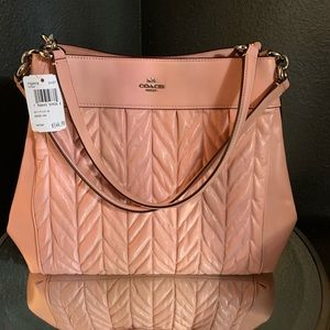 NWT Authentic Coach Bag